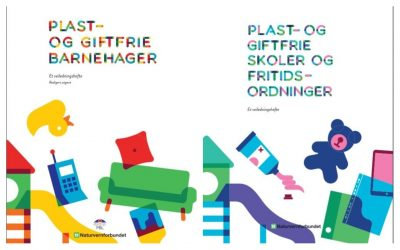 Plast- og giftfrie barnehager, skoler og fritidsordninger