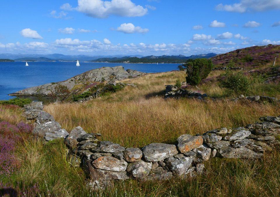20 år med dugnad på Store Marøy