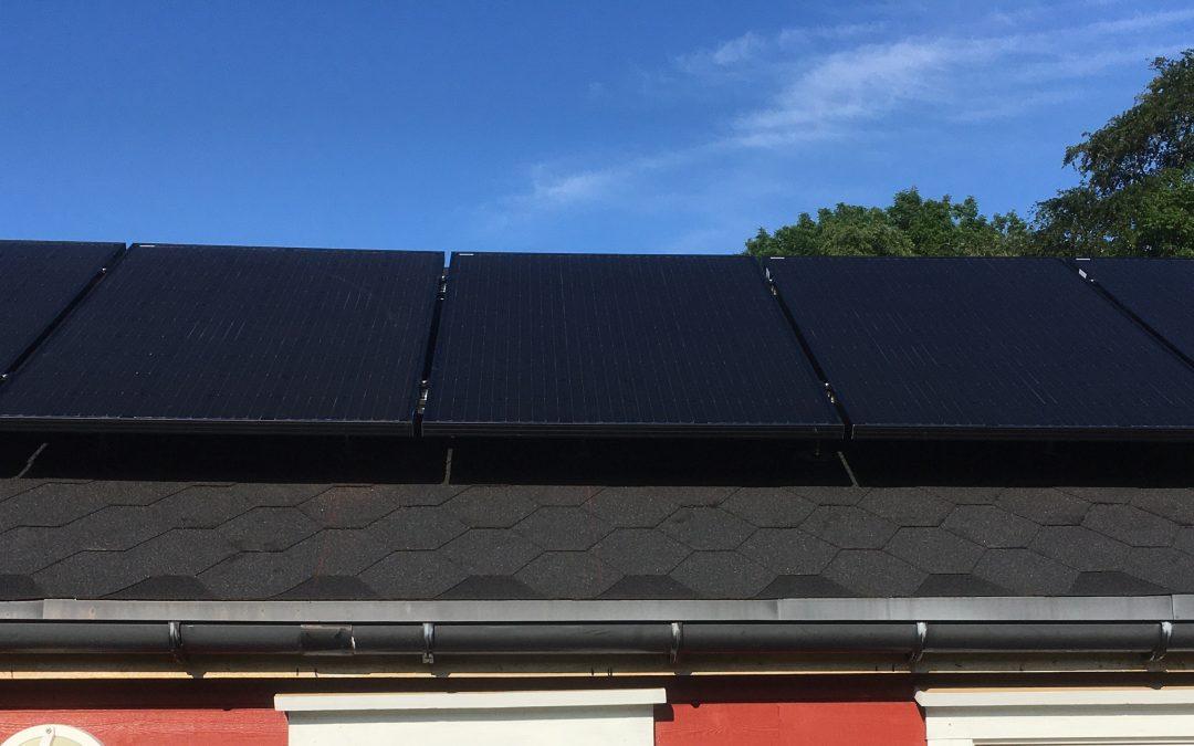Ikke strup tilskudd til el-produksjon og solfangeranlegg!