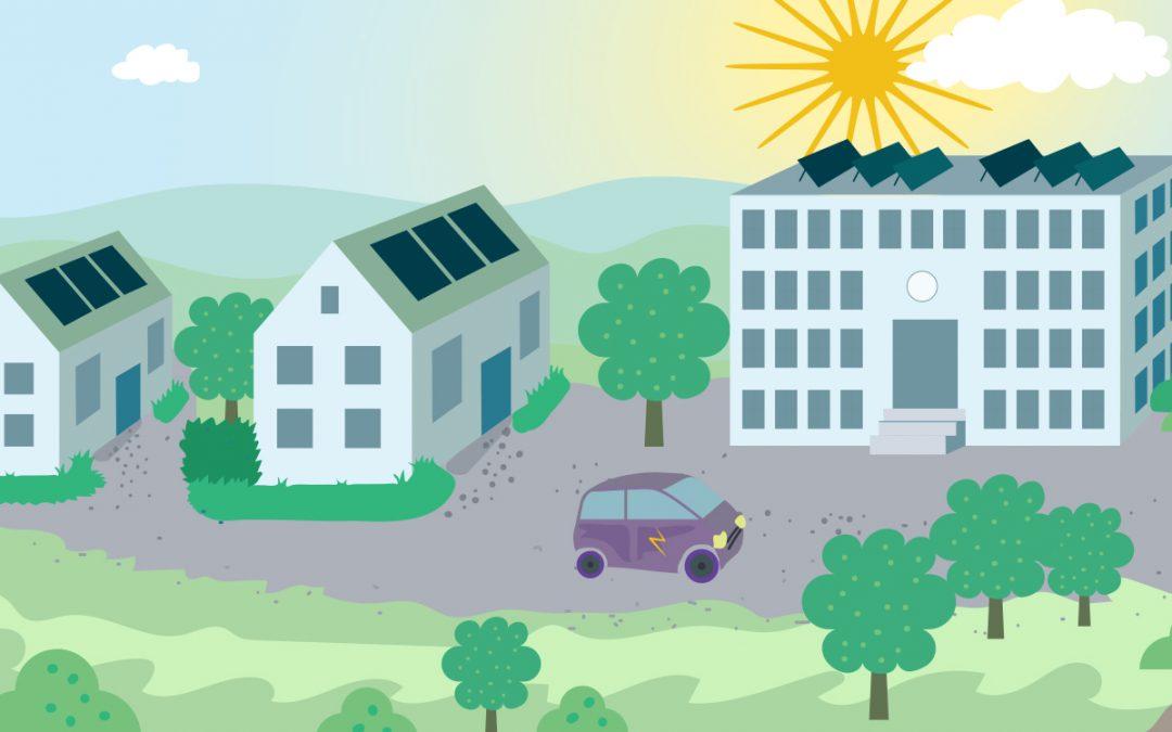 Sats på sol – Informasjonsmøte som solstrøm